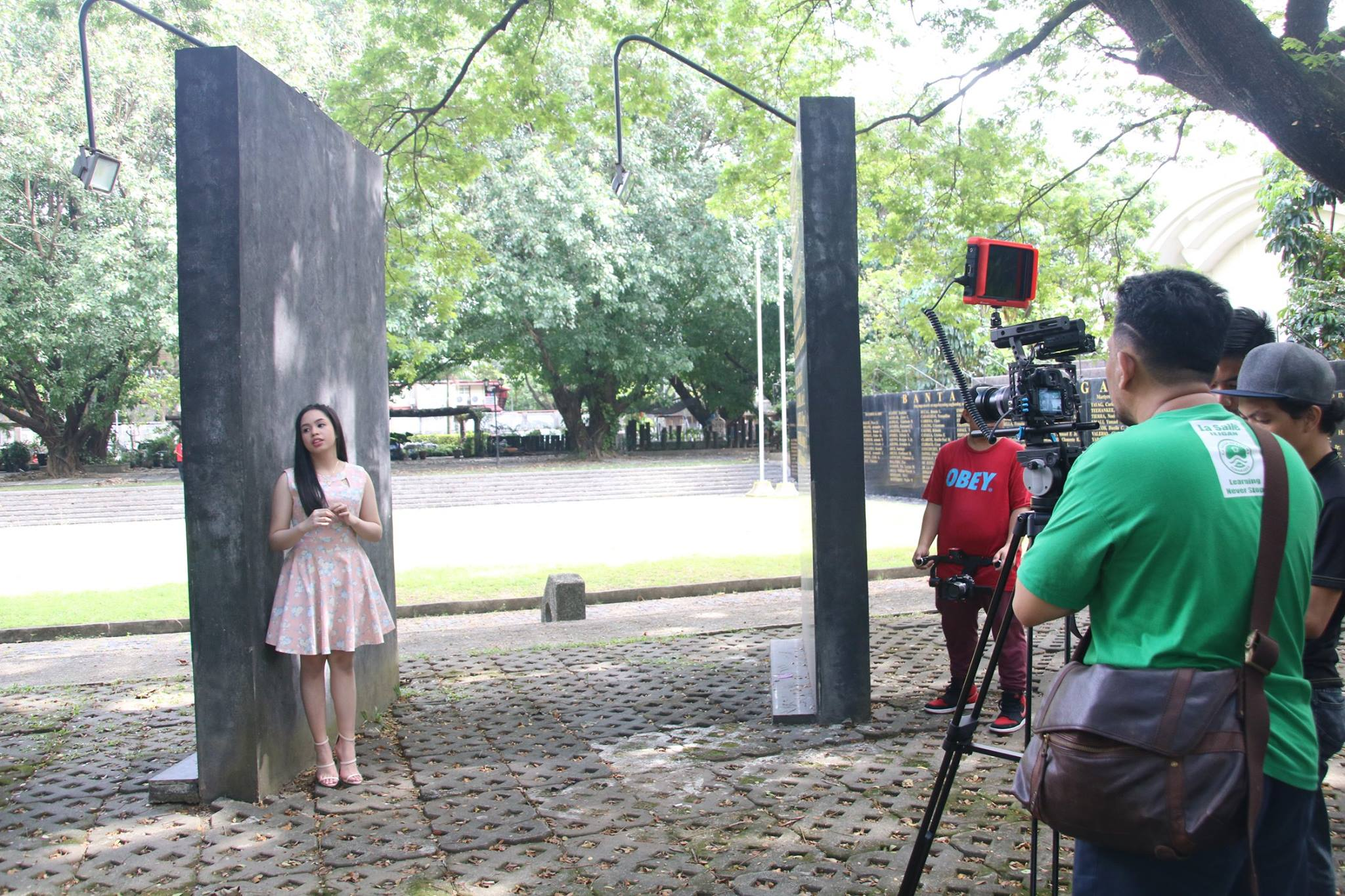 Field Audio Production with TV Director Tatz Aluk (GMA 7/ Viva TV)