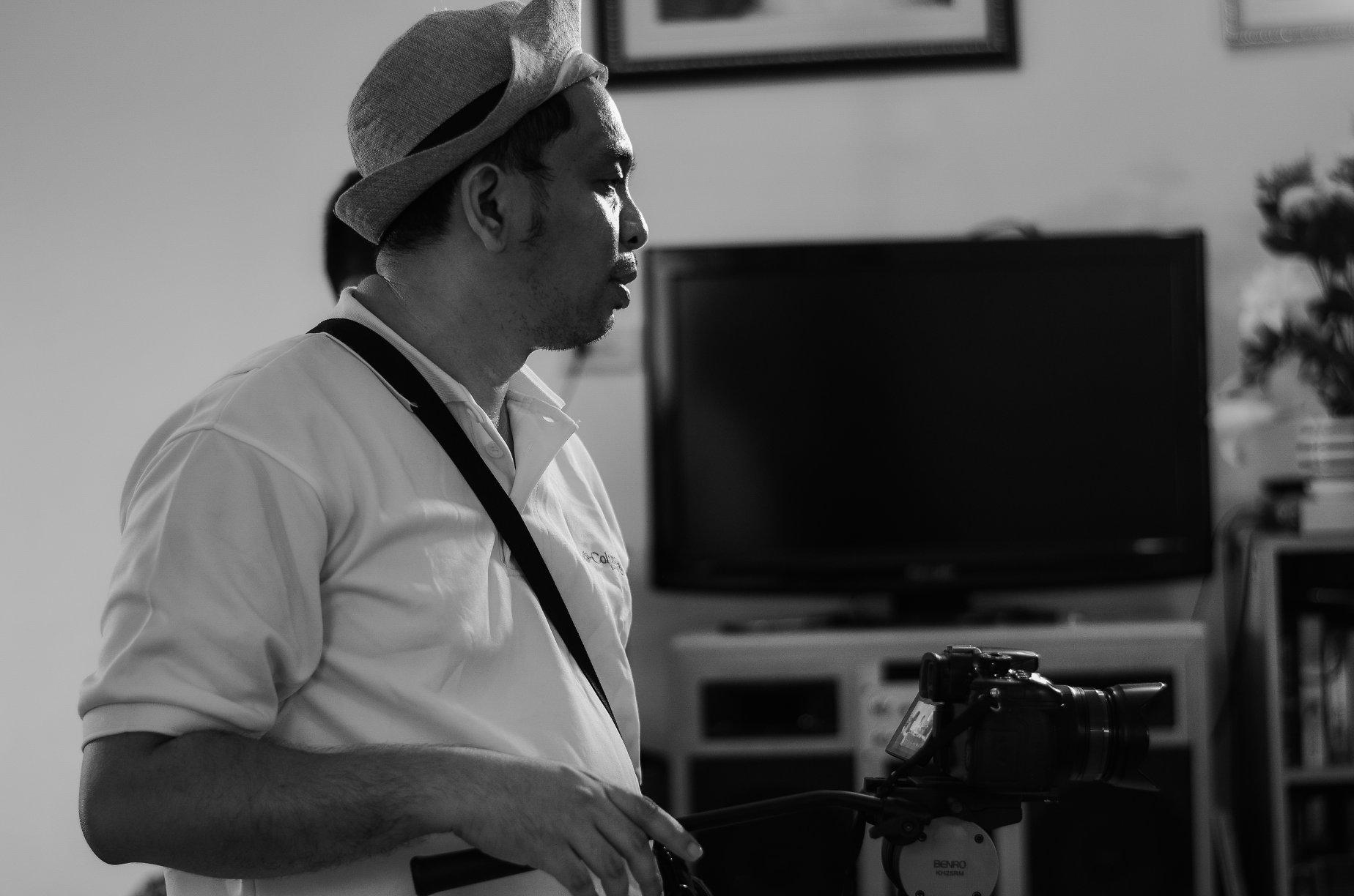 TV & Film Directing w/ TV Director Tatz Aluk (GMA 7/ Viva TV)